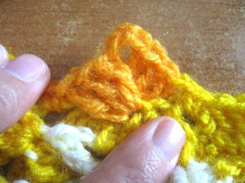 Woven Shell Stitch 2