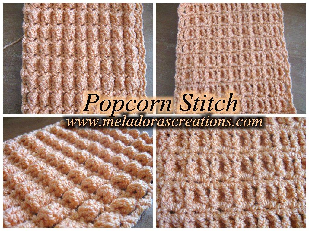 Meladoras Creations Crochet Stitches Archives - Meladoras Creations ...