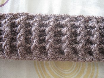 Thick Mesh Slouch Hat 4