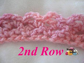 Parquet Crochet Stitch 12