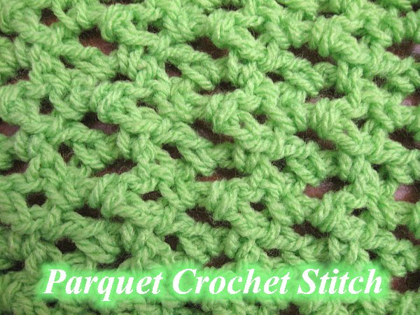 Parquet Crochet Stitch 600 Youtube 2