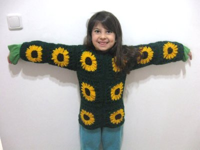 Sunflower Granny Sweater 17 -1 400