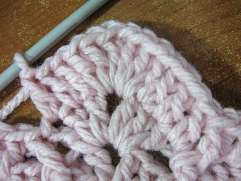 Lilly Pad Granny Square 13
