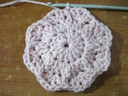 Lilly Pad Granny Square 6
