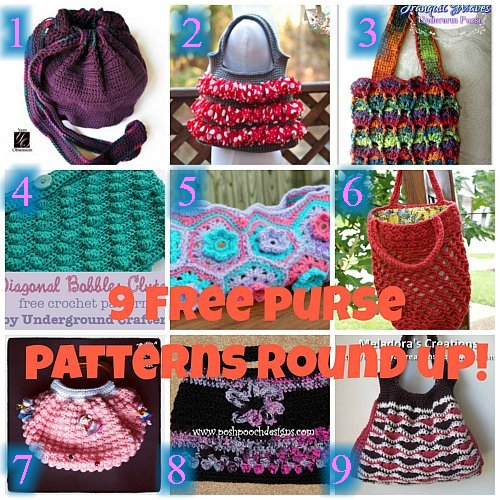 Purse Round up 1 with numbers