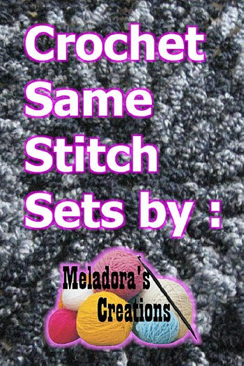 Same Stitch Sets 350