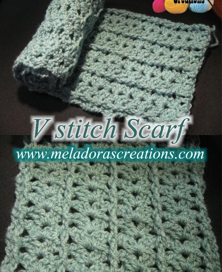 Meladoras Creations free crochet pattern
