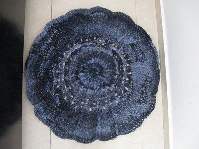 Round rug 1