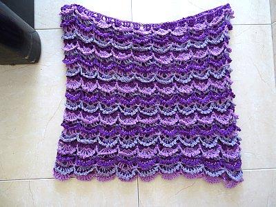 Picot shell Skirt 14
