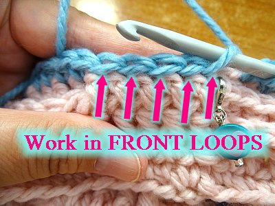 Wave Slouch Hat 10