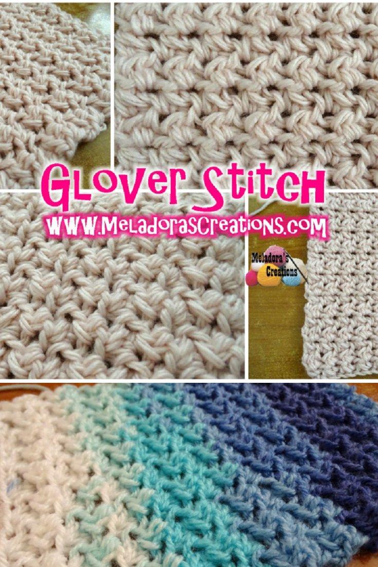 Glover Stitch – Free Crochet Pattern - Meladora\'s Creations