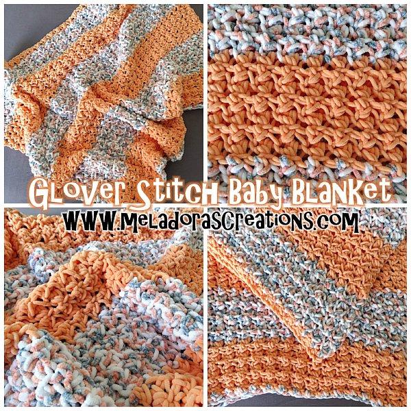 Meladoras Creations Crochet Stitch For Chunky Yarn