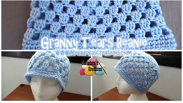 Granny Crochet Beanie