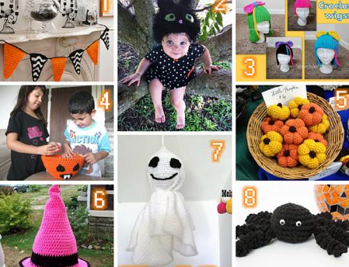 Halloween Round up – 8 Free crochet patterns