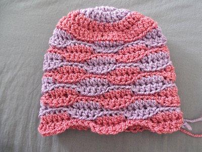 Wave Stitch Beanie 6
