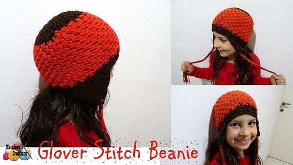 Glover Stitch Beanie – Free Crochet Pattern