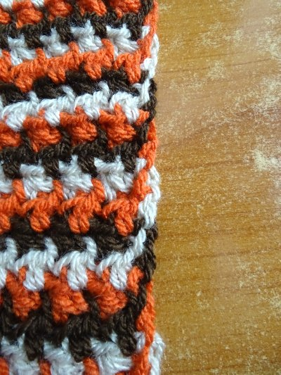 Glover Stitch Scarf 5