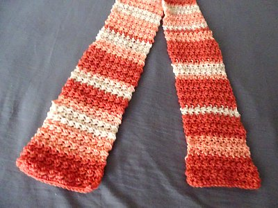 Glover Stitch Scarf 6