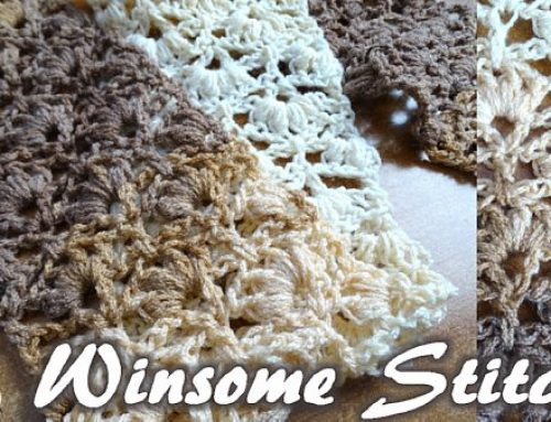 Winsome Stitch – Free Crochet Pattern