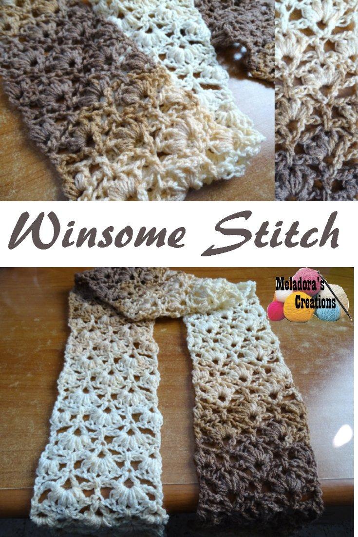 Lacy Ripple Crochet Pattern Meladoras Creations Lacy Zig Zag Ripple Stitch Free Crochet Pattern