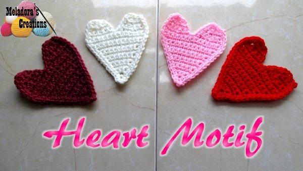 Heart Motif Web