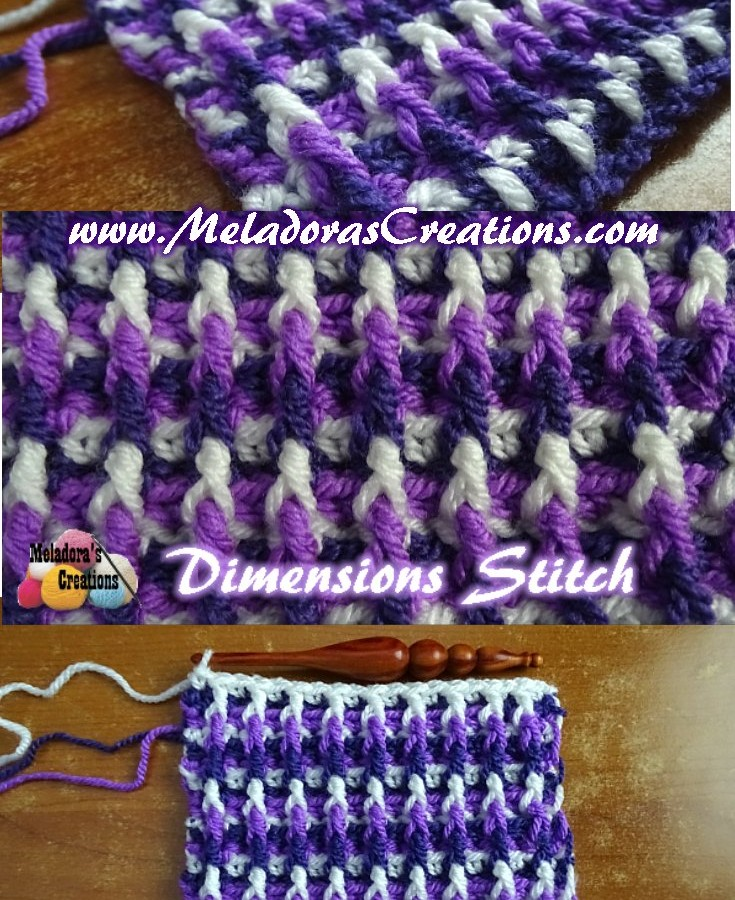 Dimensions Stitch Pinterest