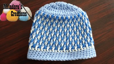 Dimention Stitch Beanie 14