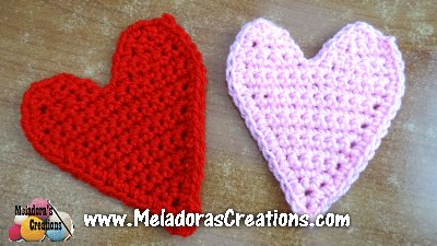 Heart Pin cusion or decoration 1