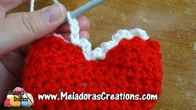 Heart Pin cusion or decoration 6