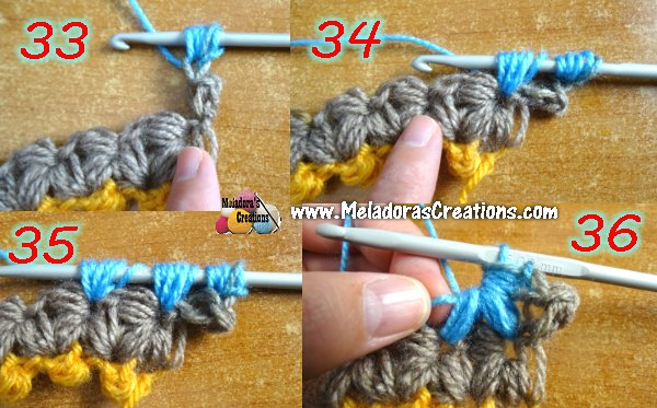 Jasmine Crochet Stitch – Free Crochet Pattern - Meladora s Creations 2b68ef7711f