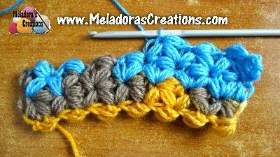 Crochet Stitch Jasmine : Jasmine Stitch 14