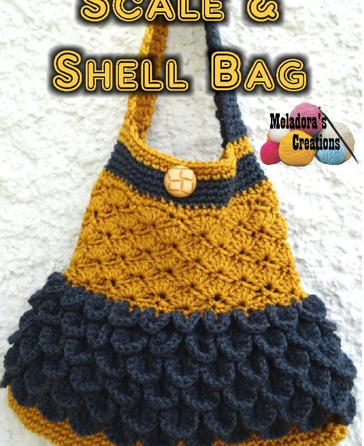 Scale and Shell Bag Youtube Pinterest