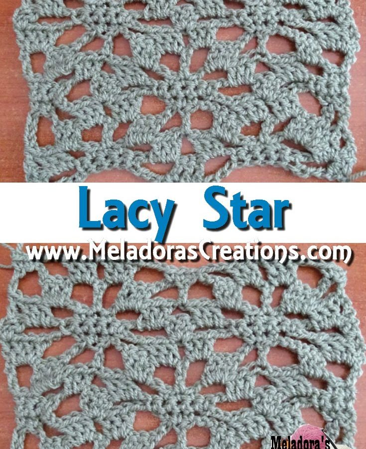 Lacy Star Pinterest