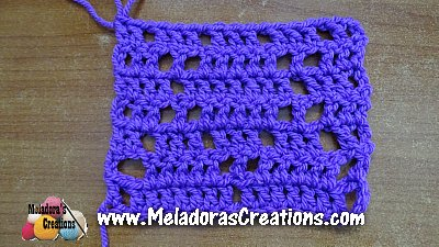 Offset Triangle Stitch Pattern 17