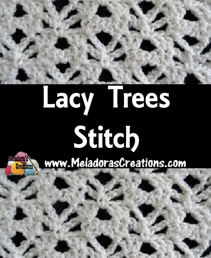 Lacy Trees Stitich PINTEREST