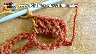 Crochet Block Stitch 2