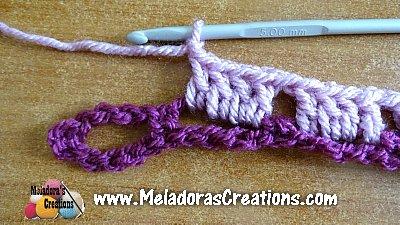 Crochet Block Stitch 4