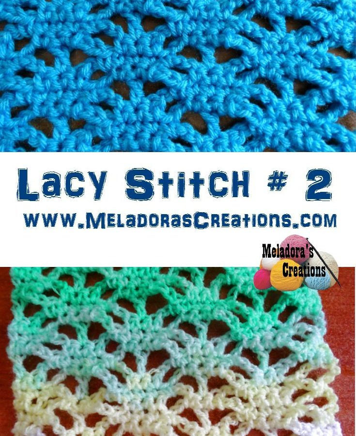 Lacy Stitch # 2 PINTEREST 2