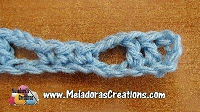 Simple Beginner Stitch 1