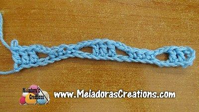 Simple Beginner Stitch 3