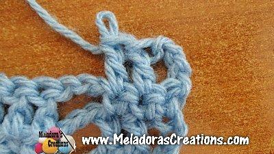 Simple Beginner Stitch 4