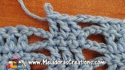 Simple Beginner Stitch 5