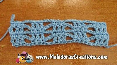 Simple Beginner Stitch 7