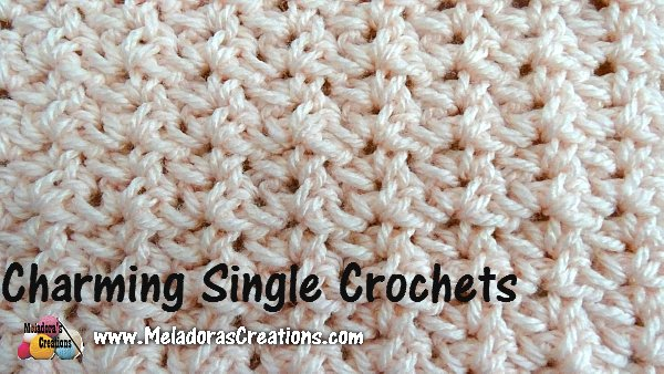 Meladoras Creations Peacock Feather Crochet Stitch Free Crochet