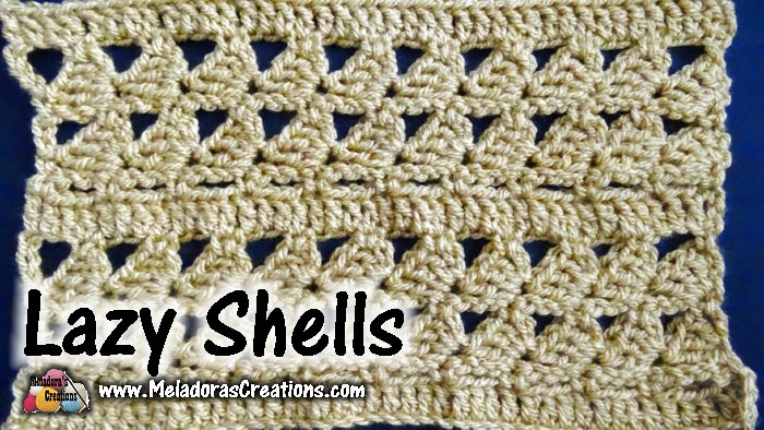 Amigurumi Stitch Tutorial : Meladoras creations u the wavy stitch u free crochet pattern