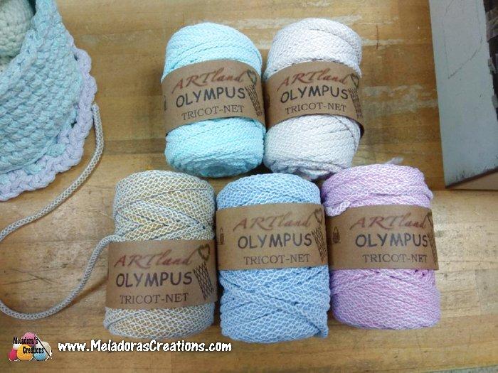 Meladora's Creations - Crochet Blog Post #9 - Artland Yarn