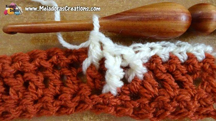 Crochet Stitch Pattern - Bear Claw Crochet Stitch – Free Crochet Pattern
