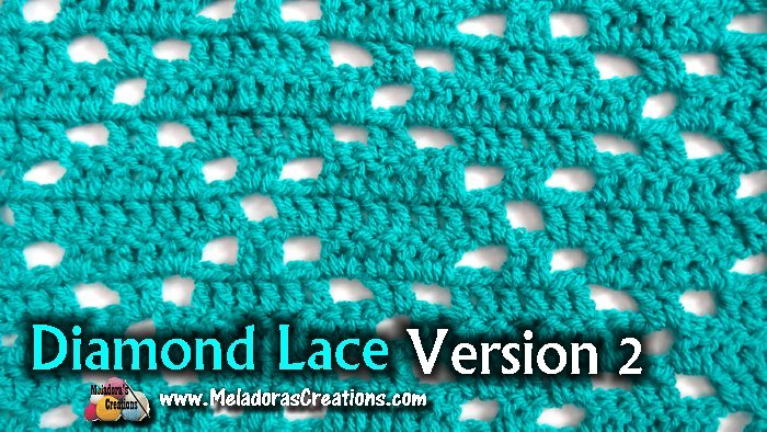 Crochet Stitches Archives Meladora S Creations