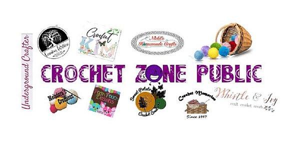 Crochet Zone Public - A Designers Paradise