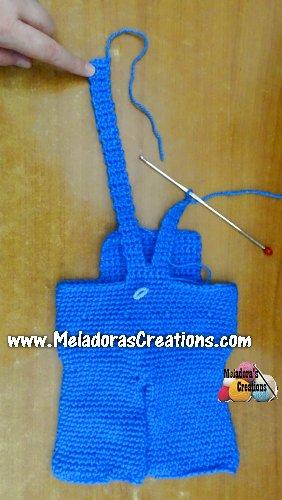 Crochet Halloween Scarecrow – Free Crochet Pattern